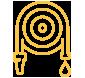 Wartung und Prüfung von Feuerlöschtechnik Icon