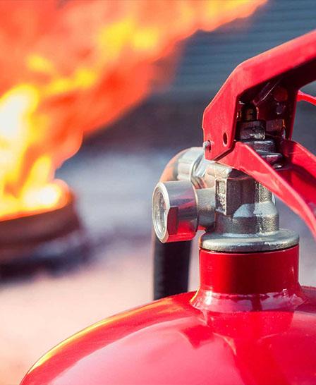 Ausbildung zum Brandschutzhelfer